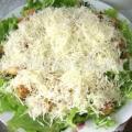 Грибний салат «ренесанс»