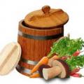Рецепти заготівлі грибів про запас