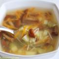 Суп з опеньків