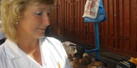 Казанські ринки - саме грибне місце