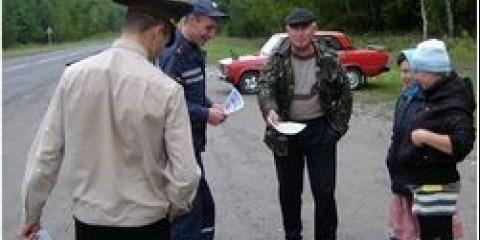 Рятувальники України проводять рейди в місцях продажу грибів